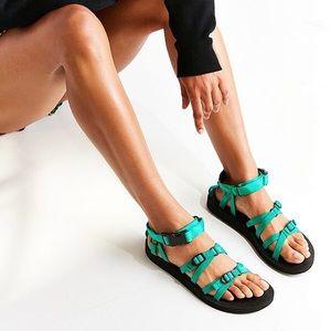 Teva alp strappy sandal fern
